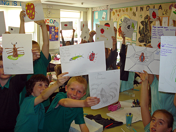 bug art english martyrs catholic primary litherland 140709 600 72dpi